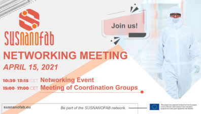 SUSNANOFAB : The first networking event !